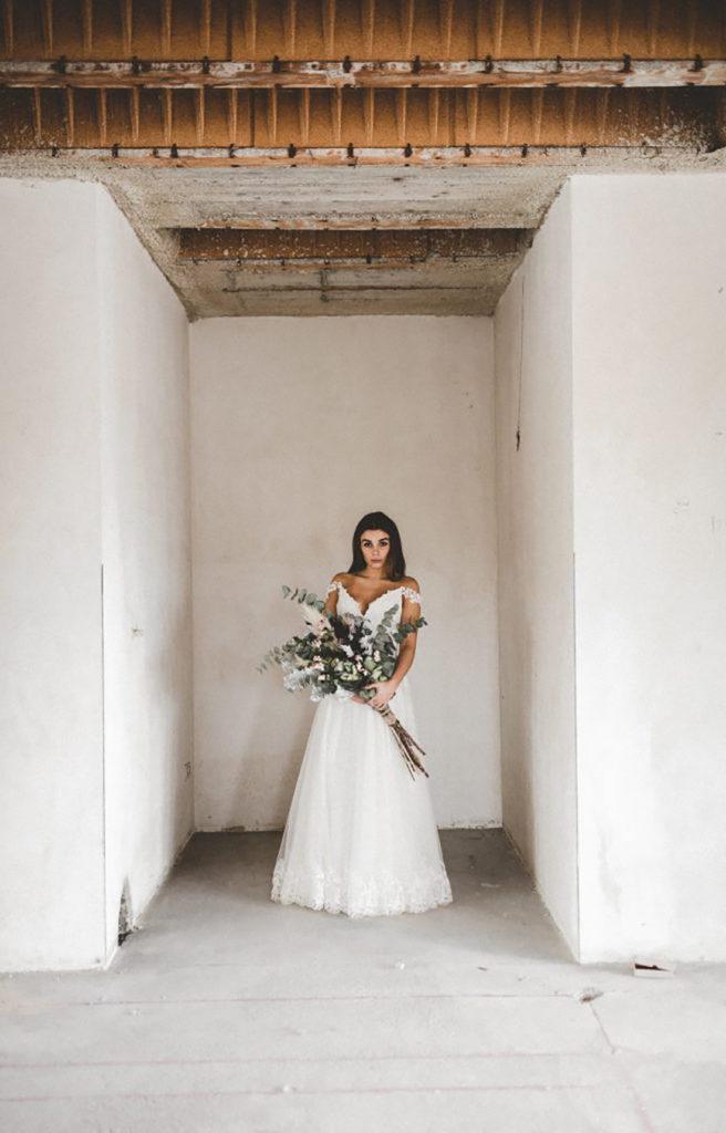 Ein Brautkleid zum Verlieben