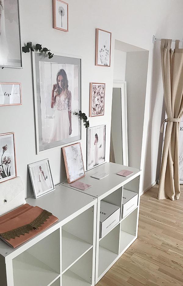 Esther Hofmann Bridal Design - das neue Atelier