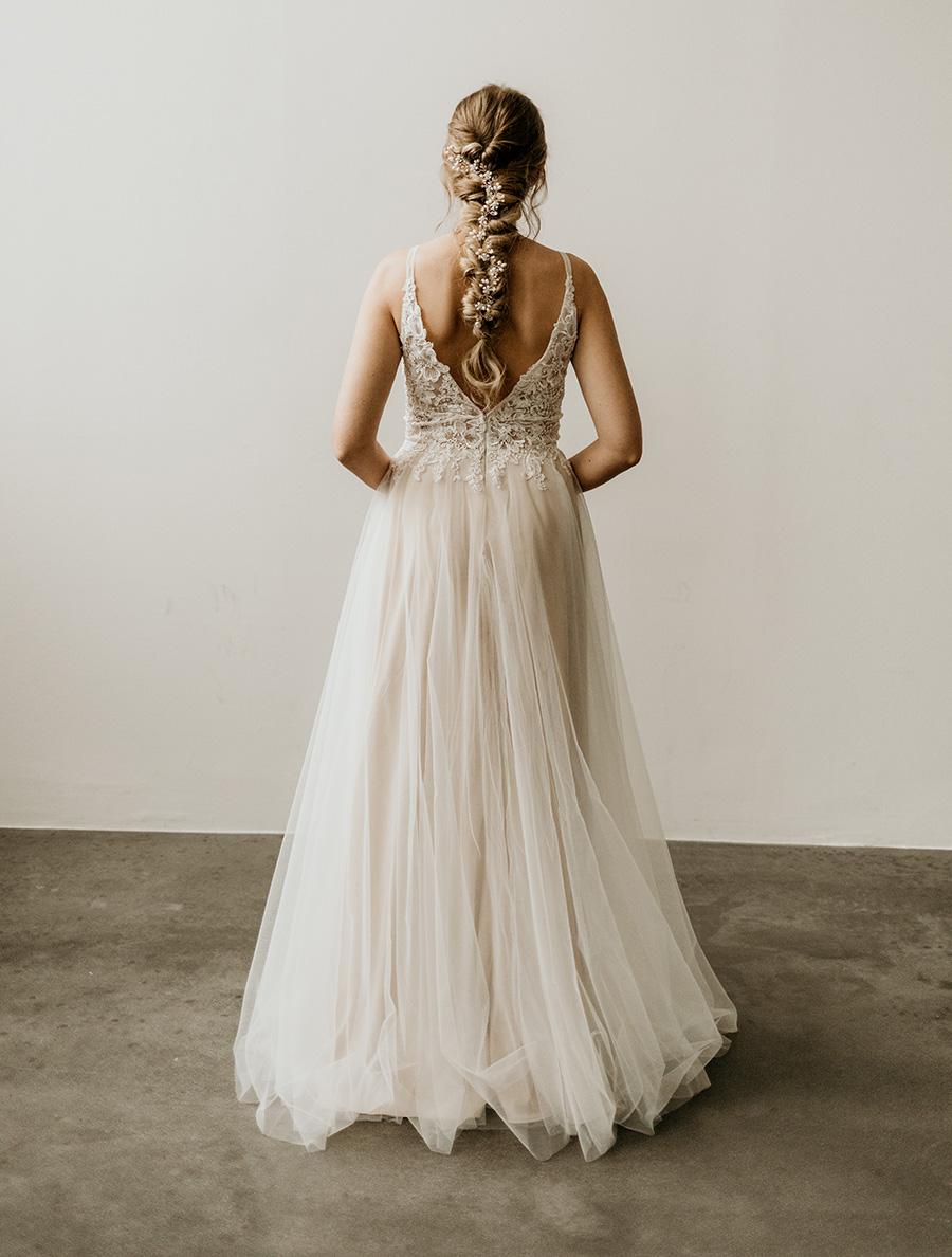 Brautkleid Hazel blush